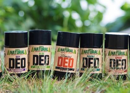 Aluminum Free Deodorant | Natural Deodorant